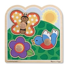 <strong>Melissa and Doug</strong> In The Garden - Jumbo Knob