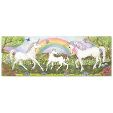 <strong>Melissa and Doug</strong> Unicorn Glade 48 Piece Floor Puzzle Set