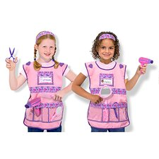 <strong>Melissa and Doug</strong> Beautician Role Play Costume Set