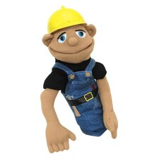 <strong>Melissa and Doug</strong> Construction Worker Puppet