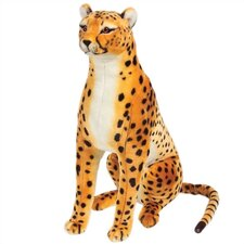 <strong>Melissa and Doug</strong> Large Cheetah Plush Stuffed Animal