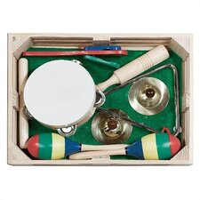 <strong>Melissa and Doug</strong> Band in a Box Music Toy