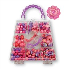 <strong>Melissa and Doug</strong> Polished Petals Bead Set Arts & Crafts Kit