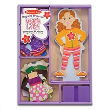<strong>Melissa and Doug</strong> Maggie Leigh Magnetic Dress-Up Set