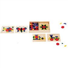<strong>Melissa and Doug</strong> Pattern Blocks and Boards