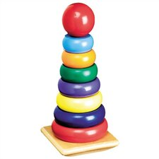 <strong>Melissa and Doug</strong> Rainbow Stacker