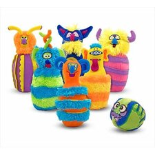 <strong>Melissa and Doug</strong> Monster Bowling