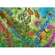 World of Bugs Cardboard Jigsaw Puzzle