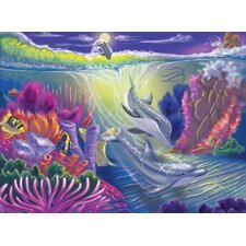 <strong>Melissa and Doug</strong> Dolphin Cove Cardboard Jigsaw Puzzle