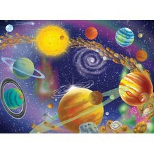 <strong>Melissa and Doug</strong> The Infinite Cosmos Cardboard Jigsaw Puzzle