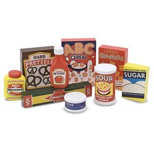 9 Piece Dry Goods Set
