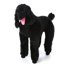 Standard Poodle Plush Stuffed Animal