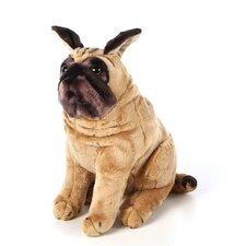 Pug Plush Stuffed Animal
