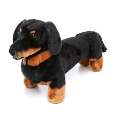 <strong>Melissa and Doug</strong> Dachshund Plush Stuffed Animal