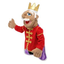 <strong>Melissa and Doug</strong> King Puppet
