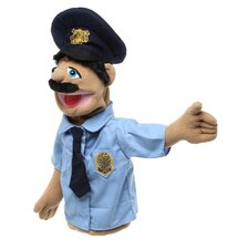 <strong>Melissa and Doug</strong> Police Officer Puppet