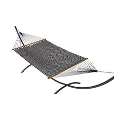 <strong>Buyers Choice</strong> Phat Tommy Sunbrella Dupione Deluxe Hammock and Base Combination