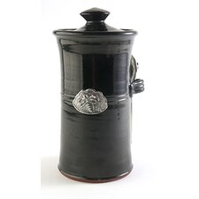 <strong>Buyers Choice</strong> Artisans Domestic Ceramic Coffee Canister