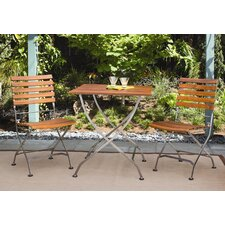 <strong>Buyers Choice</strong> Phat Tommy Galleria 3 Piece Bistro Set