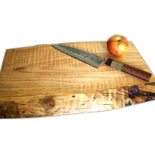 Artisans Domestic Curly Maple Rectangular Serving Tray