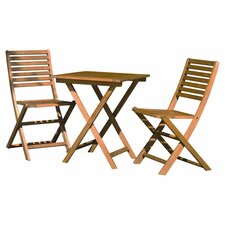 <strong>Buyers Choice</strong> Phat Tommy Bistro 3 Piece Bistro Set