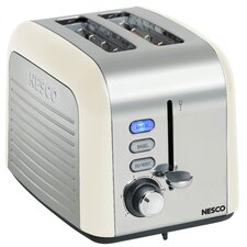 <strong>Nesco</strong> 2-Slice Toaster