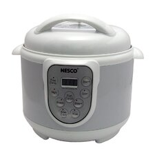 <strong>Nesco</strong> Professional 4-in-1 Pressure Cooker