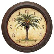 """12"""" Cabana Wall Clock"""