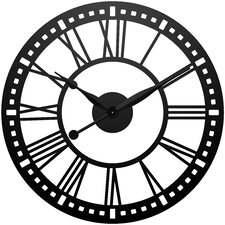 "Abbey 38"" XXL Wall Clock"