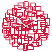 "Helix 19"" Wall Clock"