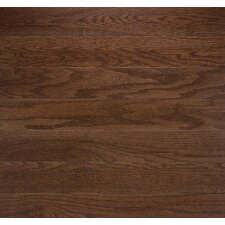"""Classic 2-1/4"""" Solid Oak Flooring in Sable"""