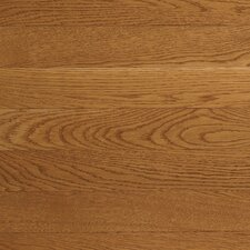 "<strong>Somerset Floors</strong> Value Strip 3-1/4"" Solid White Oak Flooring in Vintage Brown"