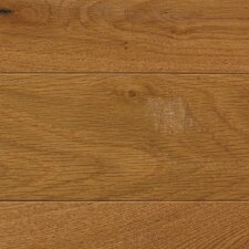 "American Country 4"" Engineered White Oak Flooring in Buttercup"