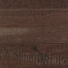 "American Country 4"" Engineered Maple Flooring in Forest Brown"