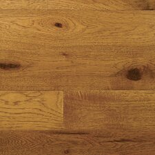 "<strong>Somerset Floors</strong> Character 3-1/4"" Engineered Hickory Flooring in Hickory Saddle"