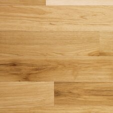 "Character 5"" Engineered Hickory Flooring in Natural"