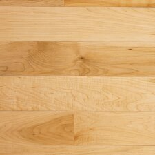 "Character 3-1/4"" Engineered Maple Flooring in Natural"