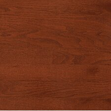 "Color Plank 3-1/4"" Engineered Red Oak Flooring in Cherry Oak"