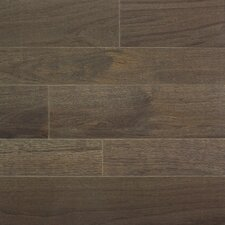 "Homestyle 3-1/4"" Solid White Oak Flooring in Charcoal"