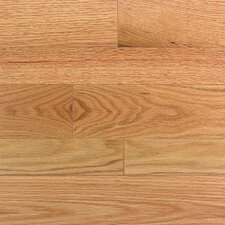 "Homestyle 3-1/4"" Solid Red Oak Flooring in Natural"