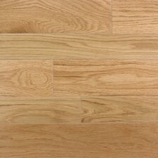 "Homestyle 3-1/4"" Solid White Oak Flooring in Natural"