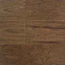"Southern Antiques 5"" Engineered Hickory Flooring in Smokehouse"