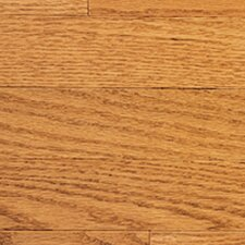 "Color Strip 2-1/4"" Solid Red Oak Flooring in Golden"