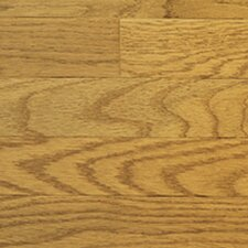 "Color Strip 2-1/4"" Solid White Oak Flooring in Harvest"