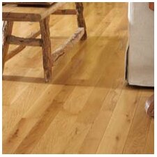 """Character Plank 3-1/4"""" Solid White Oak Flooring"""