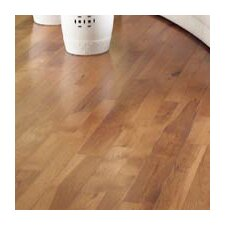"""Character Plank 5"""" Solid Hickory Saddle Flooring"""