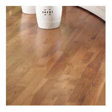 "<strong>Somerset Floors</strong> Character Plank 4"" Solid Hickory Saddle Flooring"