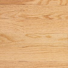 "Color Plank 3-1/4"" Engineered Red Oak Flooring in Natural"