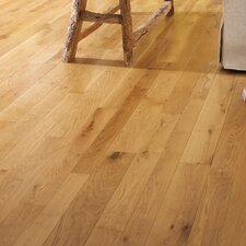 "Character 3-1/4"" Engineered White Oak Flooring in Natural"