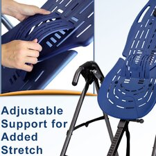 Better Back Lumbar Bridge for ComforTrak Bed Inversion Table